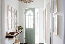 Hallway and Stairway Inspiration