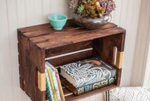 Bedničky / Drevená bednička vyrobená ručne z kvalitného, slovenského smrekového dreva, pričom k materiálu pristupujeme s maximálnym citom a láskou.