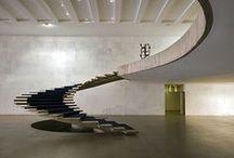 Räume - Treppen / Räume mit ihren Treppen  Eine Sammlung aller Möglichkeiten. Von außergewöhnlich zu zeitlos - ein Sammelsurium. raumportrait.