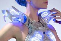 ↂ futuristic fashion ↂ