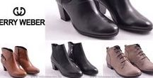 Gerry Weber női cipők / Gerry Weber cipők igazán izgalmasak, modernek, dinamikusak és ellenállhatatlanul nőiesek. A Josef Seibel Referencia Szaküzletünkben és Webáruházunkban további Gerry Weber női cipőkből vásárolhat!