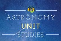 Astronomy Unit Study / Great studies require great resources. We've compiled some of our favorites to help you learn more about astronomy.