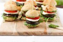 Burger Rezepte / Burger Recipes / verschiedene Hamburger Rezepte & Variationen. Mut zum Ausprobieren :-)