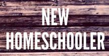 New Homeschoolers / New homeschoolers find what you need to get started on your homeschool journey now!