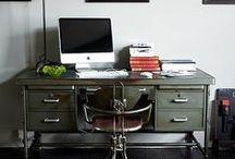Räume - Arbeiten - Home Office / Räume zum Arbeiten - Arbeitsräume Eine Sammlung aller Möglichkeiten. Von außergewöhnlich zu zeitlos - ein Sammelsurium. raumportrait.
