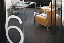 Räume - Arbeiten - Büro Arbeitsplatz