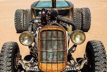 Vehicles Inspiration / Inspired cars & moto