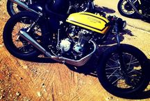 Caferacers.gr / About cafe racer motorcycles,as presented in caferacers.gr or repinned from other boards