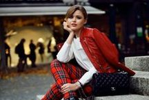 mad for plaid (or tartan)