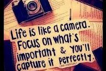 ☼ Photography ☾ / I love taking pictures! Give me a camera and I'll take pictures until the battery dies. <3 / by ⭐.Kaitlyn.⭐