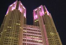 Light it up for Breast Cancer Awareness / Ideas and inspiration to LIGHT IT UP!