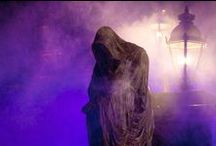 Halloween & Spooky Lighting Effects / Lighting effects and ideas for haunted houses and spooky shows!