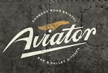 Aviator Bar / Aviator Bar - Chandos Road, Bristol