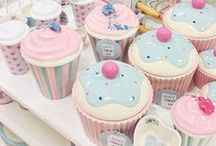 keep calm and eat cupcakes . ♥