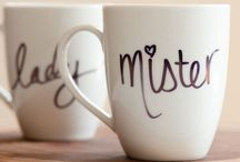 Mugs / Poharak, bögrék kézzel készítve :)