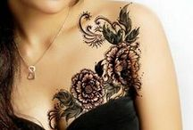 Skin Art / Beautiful tattoos I like