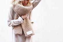 AW/ / Autumn/Winter style inspiration