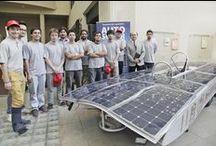 """Presentación auto solar """"Sköll"""" - Campus República - 29-10-2014"""