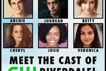 "Archie Movie/TV Cast? / ""Riverdale"" will bow on The CW network in 2017. We've got the young cast right here, along with some ""dream cast"" ideas with Hollywood stars."