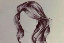 Hairs / My favourite #hair #style!