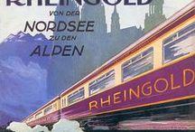 vintage ads (railways, except Japan)