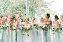 Best Bridesmaid Ever / Need a guide to being the best bridesmaid? We have everything you need to celebrate your friend's new adventure, but keep you sane!
