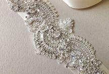 Bridal Belts/Sashes