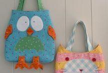 Bolsos e ideas para guardar- Handbags