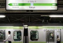 日本の鉄道風景