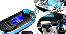 Car Gadgets / Here you can find the most interesting car gadgets and accessories