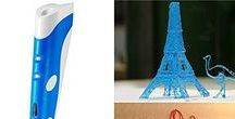 3D Printing Gadgets / Lift your imagination off the page and the possibilities are limitless.