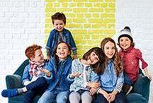 Nova Coleção Outono-Inverno 2016/17 / Descubra as novidades!!!  As melhores e mais recentes #tendências de #moda para #crianças, #bebés #pré-mamã