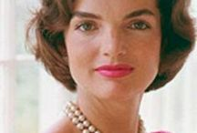 """aesthetic: jacqueline kennedy / """"Jacqueline Kennedy has given the American people one thing they have always lacked: majesty."""""""