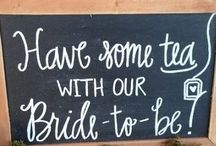 Bridal shower / Bridal kitchen tea/tea party hens party minus all the penis paraphernalia :)