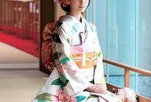 kimono and yukata