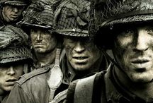 """band of brothers / """"We stand alone...together."""""""