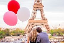 Paris / Paris is for lovers - and for anyone who loves the charm and romance of French culture. Join us on a virtual tour of the City of Light.