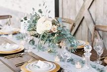 Weddings / Wedding decor, tabletop ideas, dresses, food and so much more! We're here to help you plan your big day.