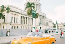 Cuba / From the food, the local culture and all the wonderful things to see and do, join us on a virtual tour of Cuba.