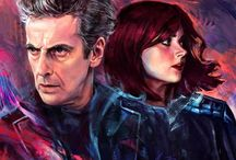 WIP: This Life We Choose / Nothing in the universe will ever stop them from choosing each other. Just a little fanfic novel composed of one-shots, fill-in scenes, episode prologues and epilogues, and episode rewrites about the Twelfth Doctor and Clara Oswald with eventual guest appearances from Missy, Ashildr, pirates, invisible aliens, the freedom-seeking people of Gallifrey...and Ellie Oswald-Smith. (https://archiveofourown.org/works/14756603/chapters/34121714)