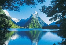 New Zealand / My love of NZ. It doesn't get better than this.
