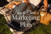 Business tips / Ideas and business tips. How to create a marketing plan.