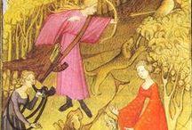 Women's Garb - Medieval