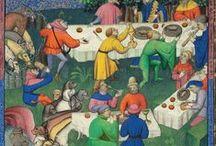 Men's Garb - Medieval
