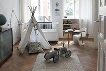 Inspiration Kids room