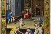 Children's Garb - Medieval