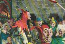 Fools & Jesters - Medieval