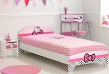 Chambre enfant Hello Kitty / Retrouvez les produits Hello Kitty pour une décoration au top !