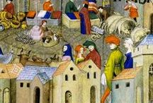 Unsorted Medieval Links / This board is a quick repository for any medieval pins I come across when roaming Pinterest.  It is a lot quicker than pinning anything I find to my boards one at a time.  Every now and then, I repin them onto the specific boards and leave any that I don't as yet have a place for.   / by MarekynsWardrobe