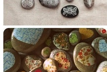 Barevné i nebarevné kameny / colorful stones